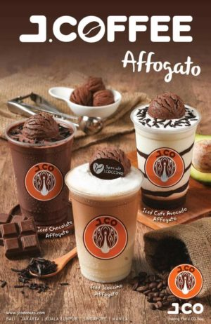 Bisnis Franchise Minuman J.CO Donuts and Coffee