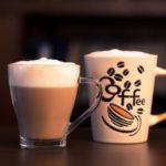 minuman cappucino latte