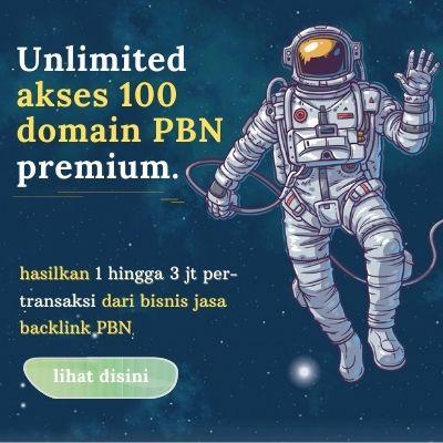 Akses 100 Domain PBN